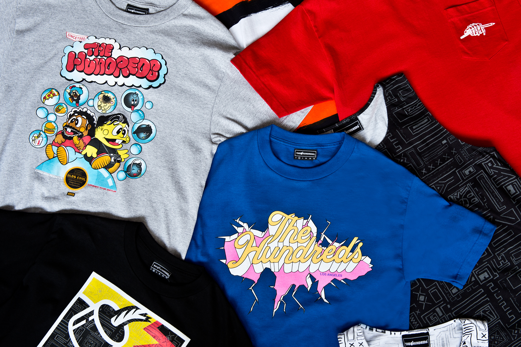The Hundreds 2014 Spring/Summer New Arrivals
