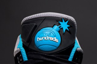 The Hundreds x Reebok Pump Teaser