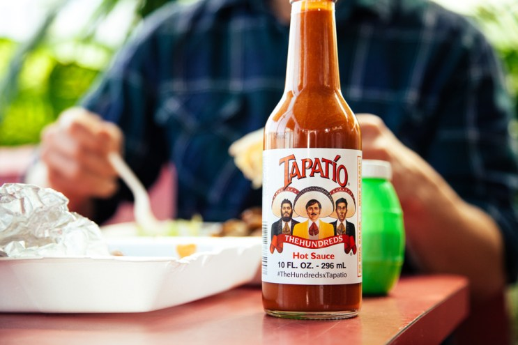 The Hundreds x Tapatio Collection