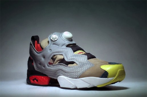 The Making of the Bodega x Reebok Instapump Fury