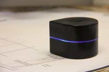 The Mini Mobile Robotic Printer