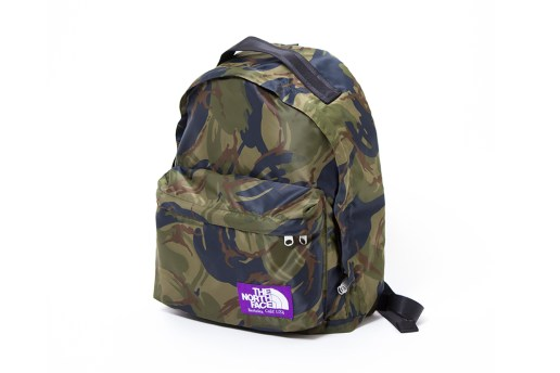 THE NORTH FACE PURPLE LABEL 2014 Spring/Summer Camouflage Bag Collection