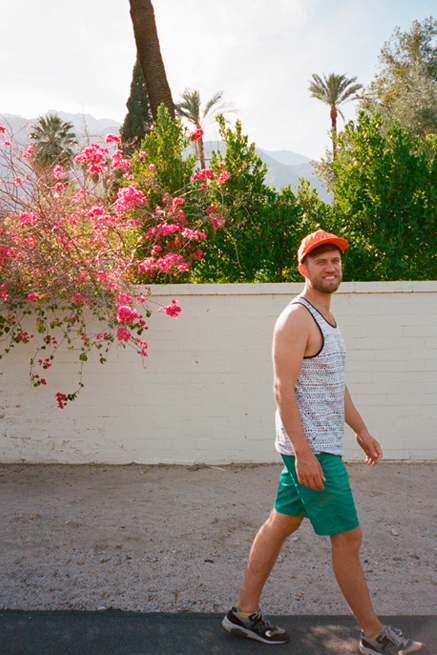"""The Quiet Life 2014 Spring """"Palm Springs"""" Collection"""