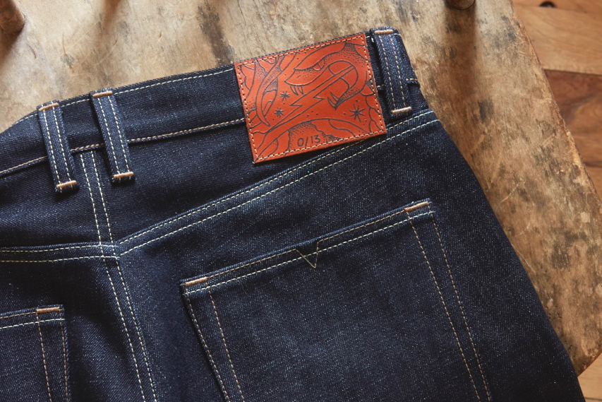 Norman Porter x The Selvedge Yard Denim Jeans