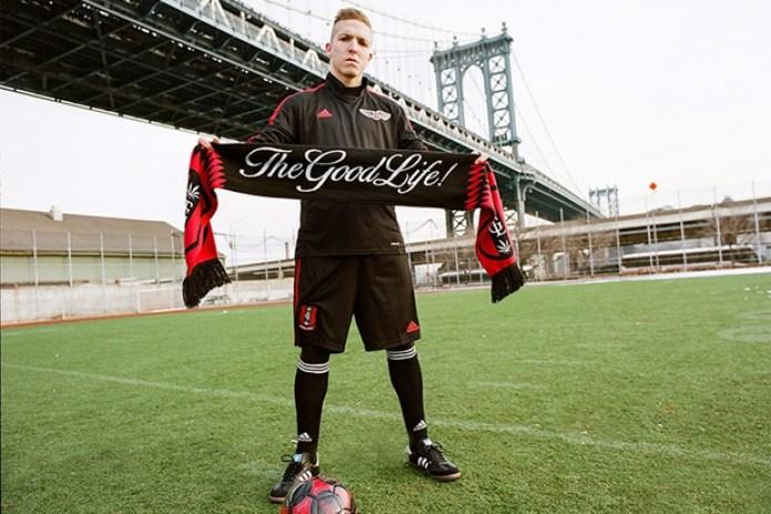 "TheGoodLife! FC x adidas ""Edizione Speciale"" 2014 Football Kit"