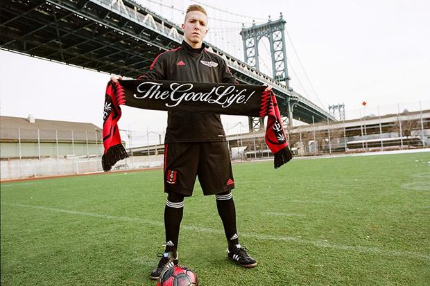 thegoodlife fc x adidas edizione speciale 2014 football kit