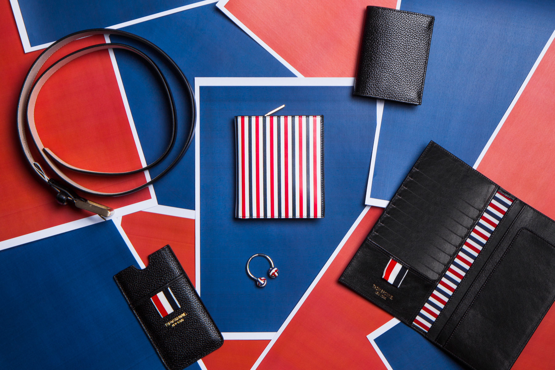 thom browne 2014 spring summer accessories