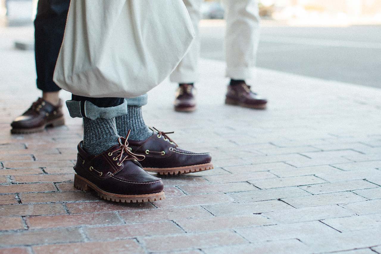 "From the Workshop to the Streets: Timberland's Iconic 6"" Boot"