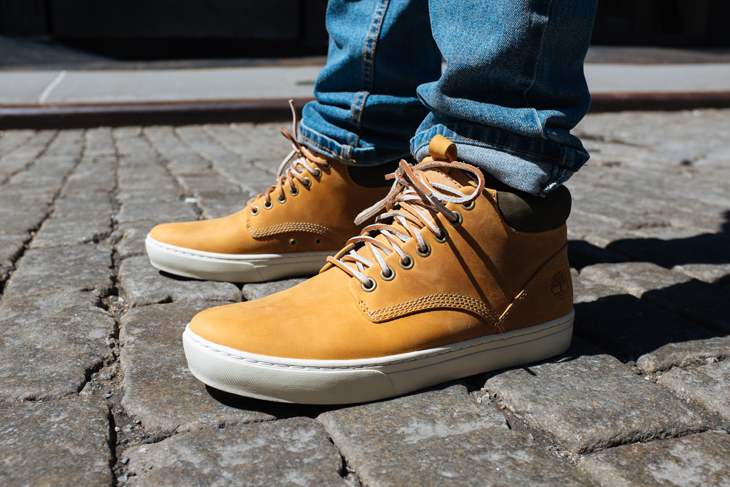 Timberland Mark Makers: A Day With Adam Gallagher