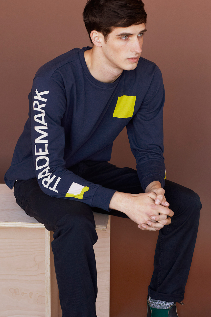 trademark 2014 spring summer lookbook