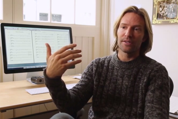 TUMI Global Citizen: Eric Whitacre