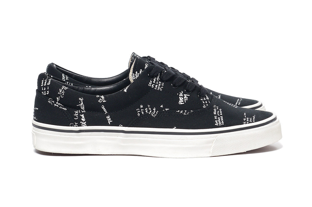 UNDERCOVER 2014 Spring/Summer M6F05 Sneakers