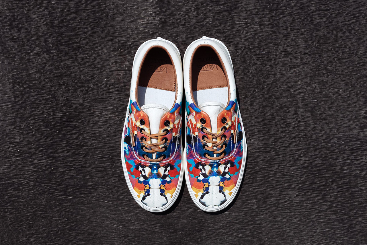 vans by kiroic 2014 spring summer collection