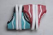 """Vans Vault 2014 Spring Sk8-Hi LX """"Stripes"""" Pack"""