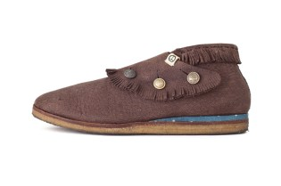 visvim MALISEET COYOTE-FOLK