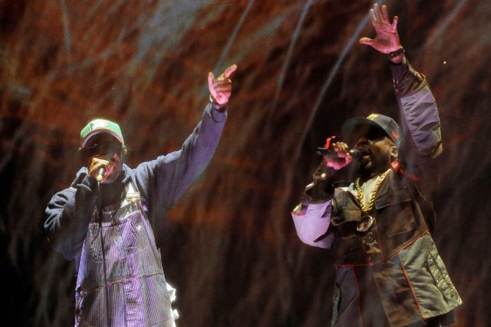 Watch OutKast's Reunion Set at Coachella