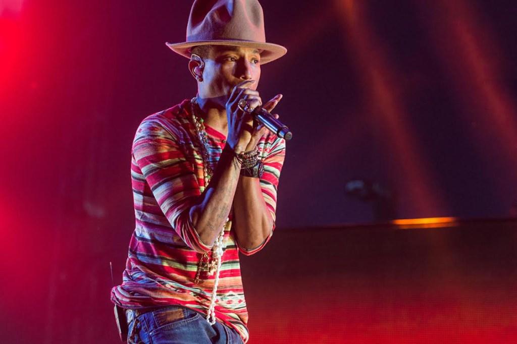 Watch Pharrell's Coachella Set featuring Gwen Stefani, Snoop Dogg, Nelly, Diddy & Busta Rhymes