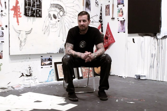 "Wes Lang Discusses His New ""The Studio"" Exhibition"