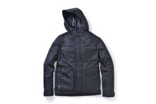 White Mountaineering × B mark YOSHIDA × PORTER Parka