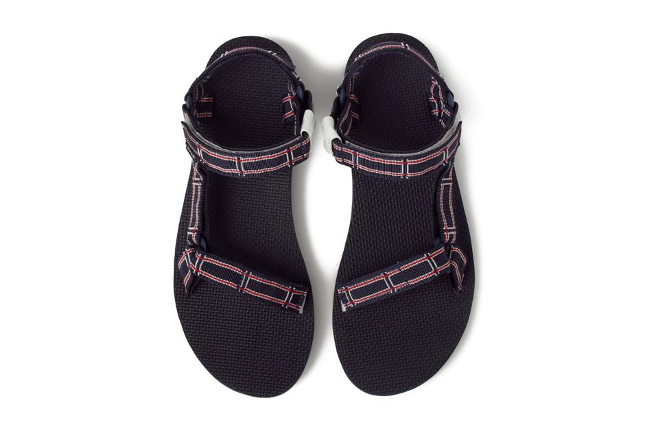 White Mountaineering x TEVA 2014 Spring/Summer Sandal