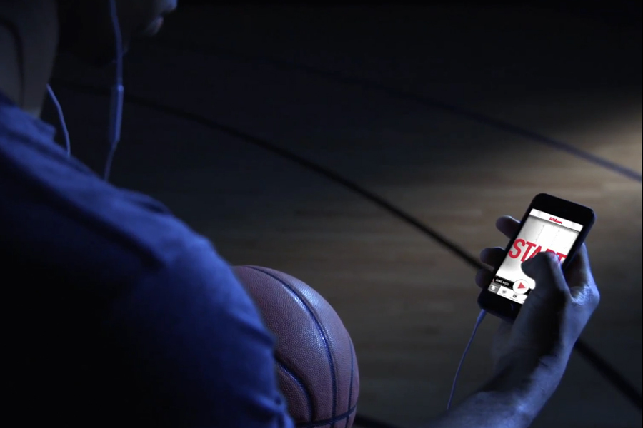 Wilson Introduce The New Basketball