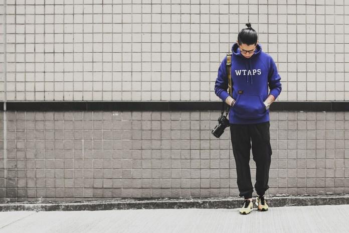 WTAPS 2014 Spring/Summer DESIGN HOODY