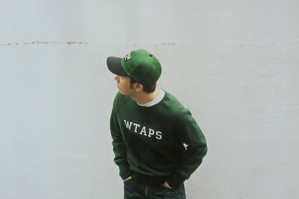 wtaps 2014 spring summer editorial by grind