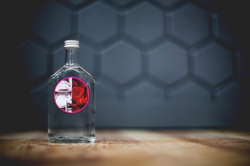 How and Nosm x Yardbird Limited Edition Sake Bottle