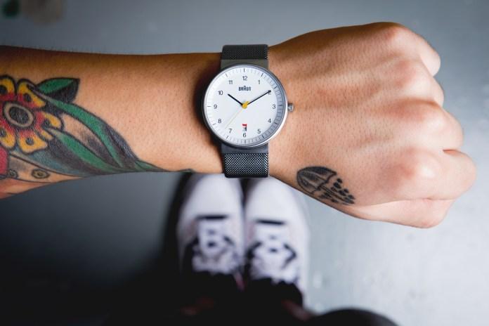 Braun BN00 Watch Collection