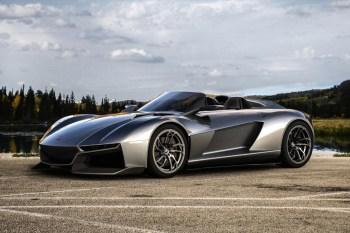 2014 Rezvani Motors Beast