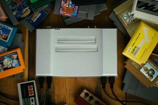 The $500 Aluminum Nintendo NES Console