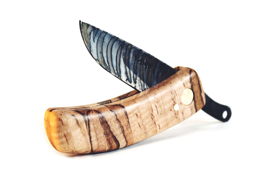 Workerman KUT Ambrosia Maple Knife