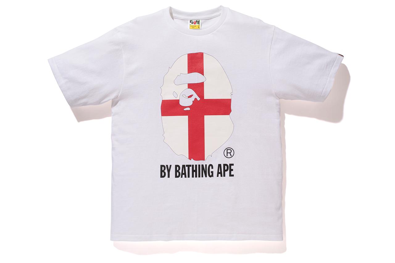 "A Bathing Ape 2014 ""BAPE SOCCER"" Collection"