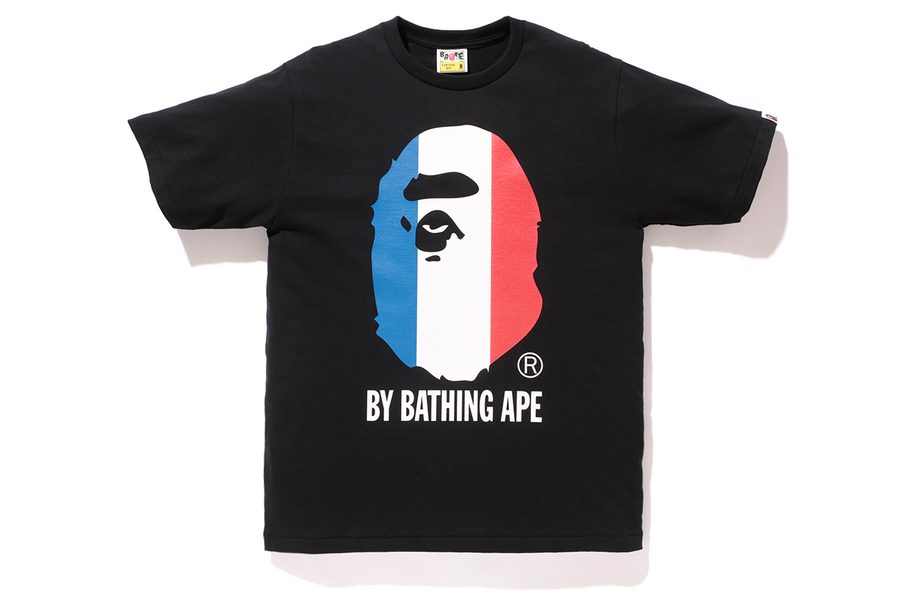 a bathing ape for zozotown 2014 bape soccer collection