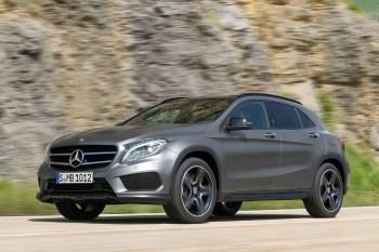 A Closer Look at the 2015 Mercedes-Benz GLA