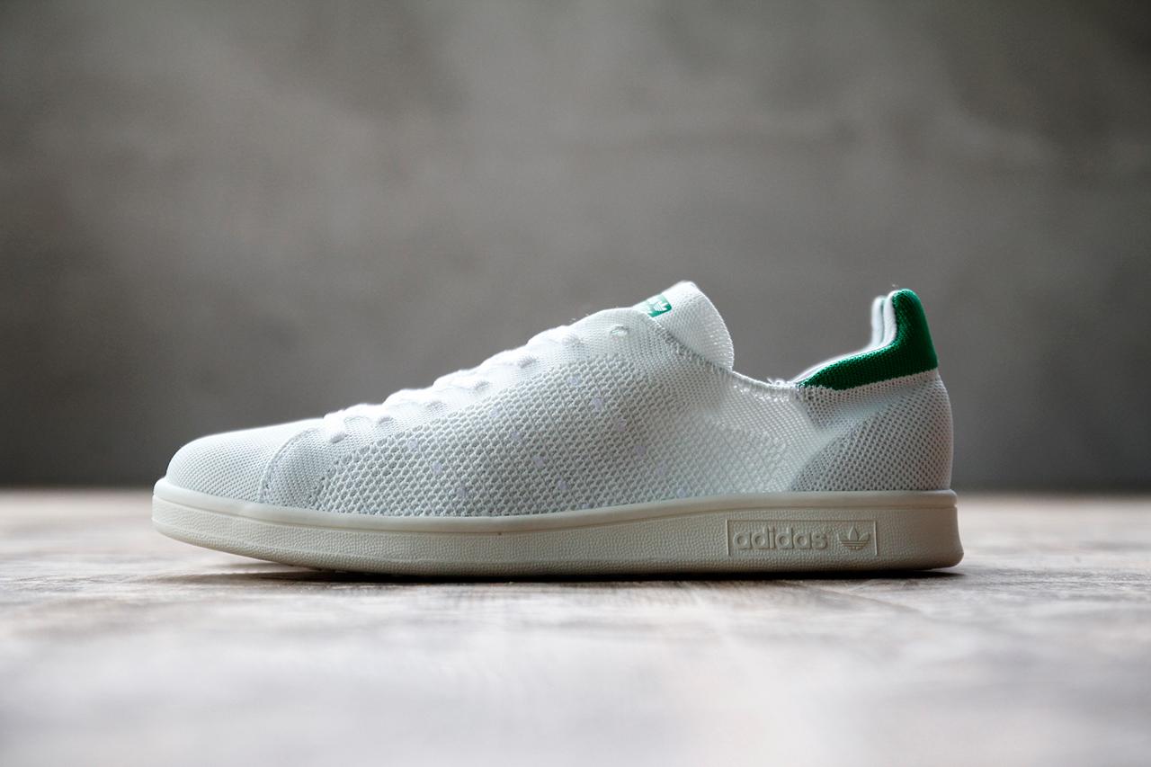A Closer Look at the adidas Originals Stan Smith Primeknit