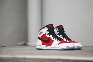 "A Closer Look at the Air Jordan 1 Retro Hi OG ""Carmine"""