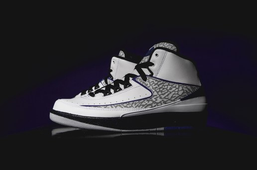 "A Closer Look at the Air Jordan 2 Retro ""Dark Concord"""