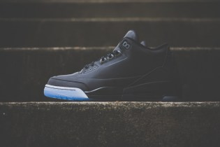 A Closer Look at the Air Jordan 5Lab3 Black 3M