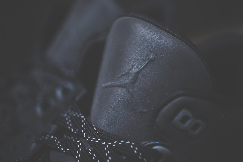 A Closer Look at the Air Jordan 5Lab3 Black 3M