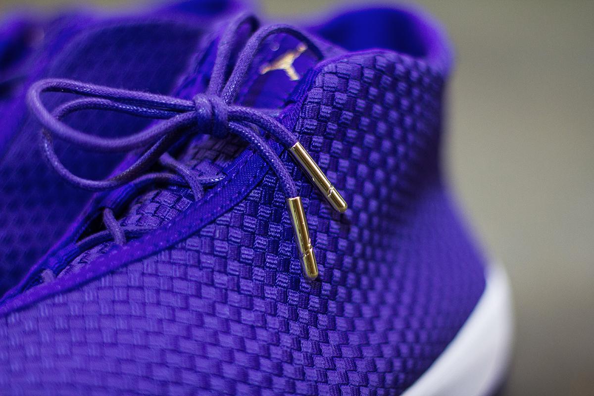 "A Closer Look at the Air Jordan Future ""Concord"""