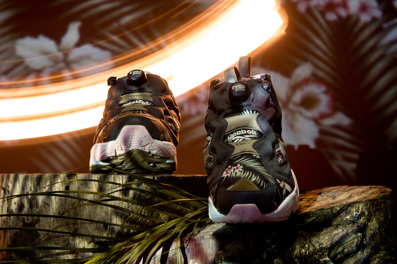 "A Closer Look at the INVINCIBLE x Reebok Instapump Fury 20th Anniversary ""Cattleya"""