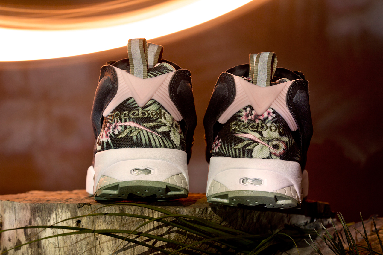 a closer look at the invincible x reebok instapump fury 20th anniversary cattleya