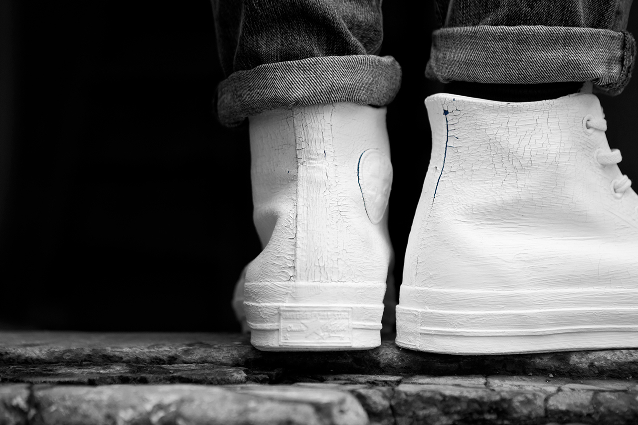 A Closer Look at the Maison Martin Margiela x Converse First String 2014 Spring/Summer Collection
