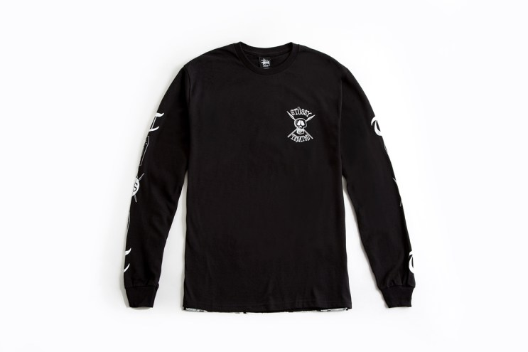 "A Closer Look at the Treated Crew x Saint Alfred x Stussy 2014 ""Treated Tribe"" Collection"