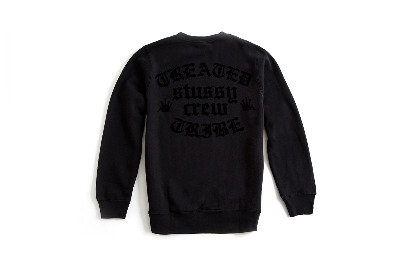 """A Closer Look at the Treated Crew x Saint Alfred x Stussy 2014 """"Treated Tribe"""" Collection"""