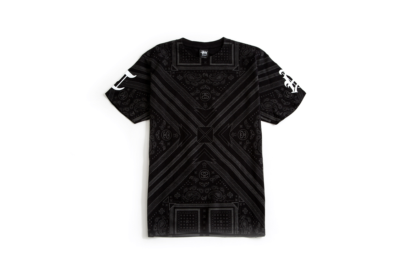 a closer look at the treated crew x saint alfred x stussy 2014 treated tribe collection