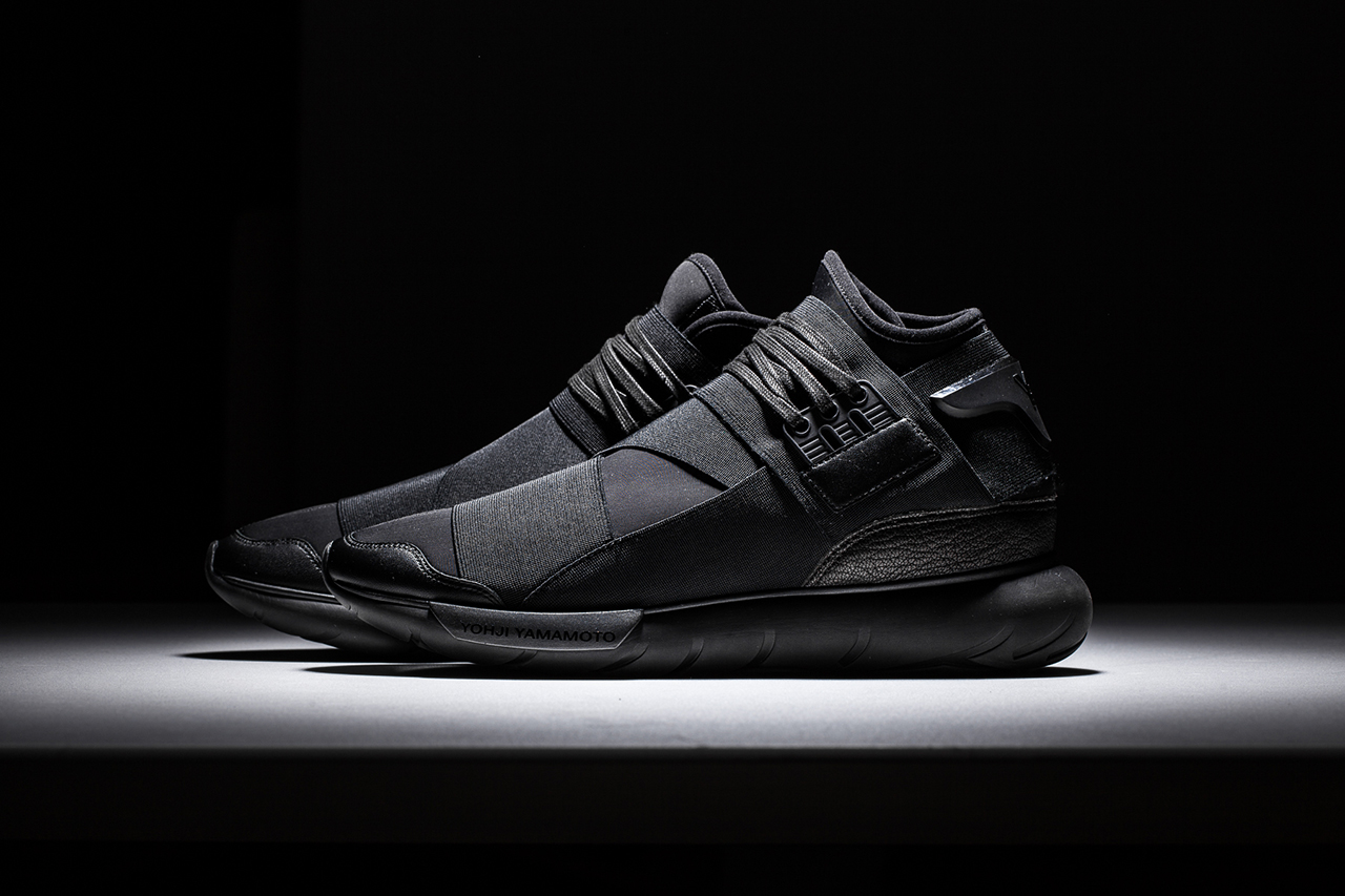 A Closer Look at the Y­-3 2014 Fall/Winter Qasa High