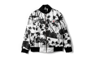 A Cut Above 2014 Spring/Summer Palm Print Jackets