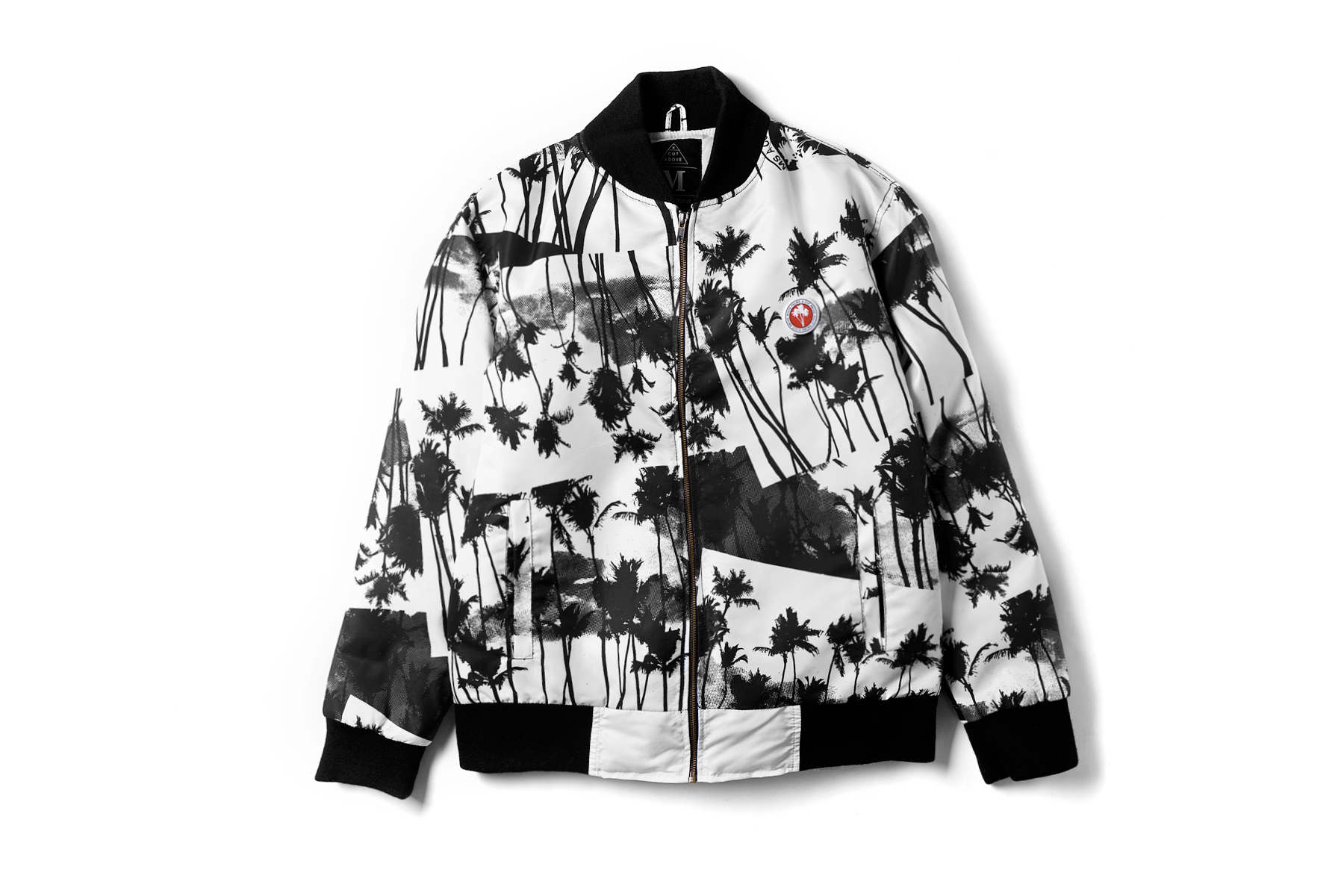 a cut above 2014 spring summer palm print jackets